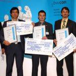 Best Innovation Award 2007 für den 3D-Fitness-Check